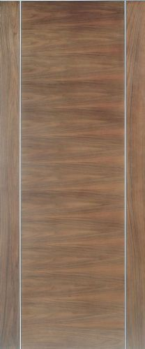 Internal Walnut Alcaraz Half Hour Fire Door